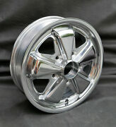 Sold Out Maxilite Wheels F Porsche 356 C/sc,912, 911 4,5x15 W/tÜv Fully Polished