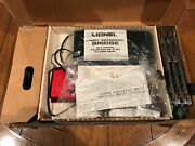 Vintage Lionel Timber Master Train Set.complete New Old Stock.027 Gauge With Box