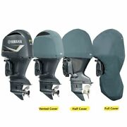 Oceansouth Outboard Covers For Yamaha F350a V8 5.3l Year 2007