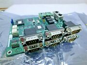 Lam Research 810-225420-002 Rev A Pcba,lonworks,6port Rs232,node,used,us7099