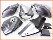 2003 Ss1000ds Custom Exterior Set Riding House Frp Seat Cowl Upper Middle Tank P