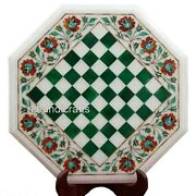 Royal Game Table Top With Decent Pattern Marble Coffee Table Best For Kids Room