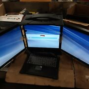Chassis Plans 3 Screen Mp3x17 Rugged Industrial Computer