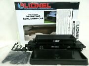 Lionel 6-16613 The Katy Mkt Coal Dump Car With Tray And Load Model Freight Train