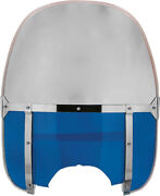 Replacement Windshield Kit Blue - Harley Davidson Glide Electra Flh Duo Fl - ...
