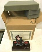 Ultra Rare 31 Of 50 Made Kracov 1995 Taz Motorcycle New In Box Free Shipping
