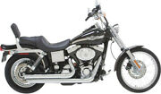 Exhaust Big Shots Staggered - Harley Davidson Fxd Dyna Super Glide - Vance And ...