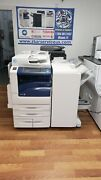 Xerox Workcentre 7970 Color Laser Copier Printer Scan Finisher 70 Ppm Only18k