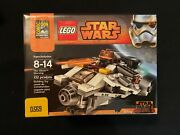 Lego Star Wars The Ghost Starship Sd Comic-con 2014 Exclusive 0359/1000 - New