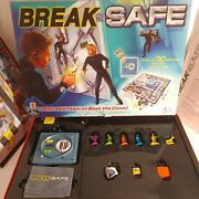 Break The Safe Board Game Complete Play As A Team To Beat The Clock Tested