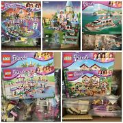 Lego Friends And Disney Princess Choose The Sets You Need - 100 Complete