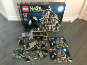 Lego Monster Fighters Set 10228 Incomplete And No Box