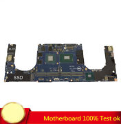 100 Tested For Dell Xps 15 7590 Motherboard Supports 0xrp5j I5-9300h La-h331p