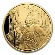 Niue - 2021 - 1 Oz Gold Proof Coin - Harry Potter Classic - Lord Voldemort