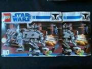 Lego Star Wars At-te Walker 7675 - New - No Box - Sealed - Retired