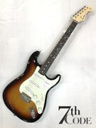 Fender Made In Japan Heritage 60s Stratocaster 3ts