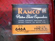 Ramco Piston Skirt Expanders Stabilizers 646a 8=n0.c.21 Type H.o. 9551