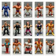 Wwf Hasbro Wrestling Action Figure Wwf Figures Postage Discount More Added