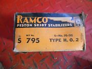 Ramco Piston Skirt Expanders Stabilizers S 795 6-no.sa=241 Type H.o.2 9551