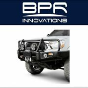 Arb For 2009-17 Nissan Frontier - Air Bag Approved Deluxe Bar - 3438320