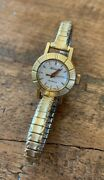 Vintage Ladies Nivada Compensamatic Mechanical Watch Swiss Made Aquabelle