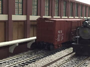 O Scale Layout Union Pacific Trackside Warehouse Shadowbox 6-piece Set 72 Long