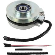 Pto Clutch Replacement For Warner Big Dog 5218-222 Fatboy W/ Harness Repair Kit