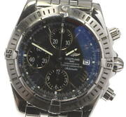 Breitling Chronomat Evolution A13356 Chronograph Automatic Menand039s Watch_598700