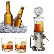 10xwine Gas Station Cocktail Dispenser Drinks Bartending Beer Hine Double Pumps