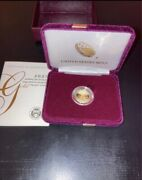 Confirmed Order American Eagle 2021 One-tenth Ounce Gold Proof Coin 1/10 Oz