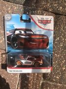 2019 Hot Wheels Charater Cars Disney Pixar Tim Treadless Silver Collection