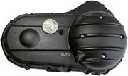 Cover Primary And039tracksterand039 Black - Harley Davidson Xl Sportster Abs Custom Low...