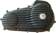 Cover Primary Ribbed And039snatchand039 Black - Harley Davidson Glide Abs Road Classic ...