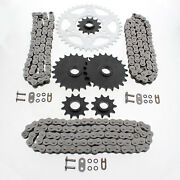 1997 Polaris Scrambler 500 4x4 O Ring Chains And Complete Sprocket Set