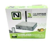 Madcatz Wireless Gaming Adapter Xbox 360 Play Station 3 Ethernet Usa Seller