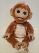 Furreal Friends Cuddles My Giggly Monkey Pet A1650