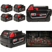 M18 18-volt Lithium-ion Xc Extended Capacity Battery Pack 3.0ah 4-pack