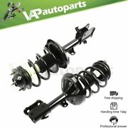 Front 2 Quick Complete Struts And Coil Spring Assembly For 05 06 07 Honda Odyssey