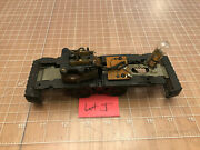 Lionel O Train 52 Fire Fighter Bump Action Frame Motor Assembly Runs Part Lot J