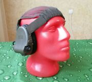 6m2 Russian Army Spetsnaz Headset System With Active Hearing Gssh-01 Ratnik