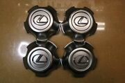 2005-2007 Lexus Lx470 Platinum Center Caps - Set Of 4 - 42603-60650