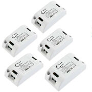 30x5pcs Rf Wifi Wireless Switch Moudle Support With 433mhz Remote Timer I7j1
