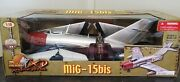 The Ultimate Soldier Xd 118 Scale Mig-15bis 925 Jet Plane Nib