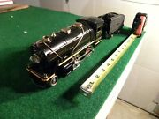 Lionel 257 Loco And 257t Crackle Beautifully Restored - Runs F/r - Fast Ship