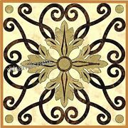 Peitra Dura Art Marble Center Table Top Stones Work Inlaid Coffee Table For Home