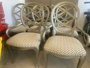 Thomasville Bogart Luxe 8 Dining Chairs