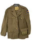 World War Ii Wwii Us Army Air Corps Named Uniform Enlisted Jacket Pants Hat