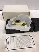 Matchbox Collectibles 1967 Mgb Sports Car Dyb05/-m New In Box Free Shipping