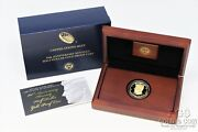 2014 Kennedy Gold Half Dollar Proof Coin .75 Ozt Gold 50th Anniversary Jfk 17141