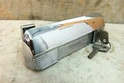 Nos Cromodora Fiat 128 Rally 128 Sl 3p 127 900c 1050cl Rh Chrome Door Handle